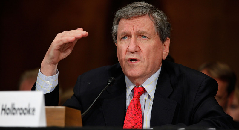 George Packer on Richard Holbrooke and the End of the American Century