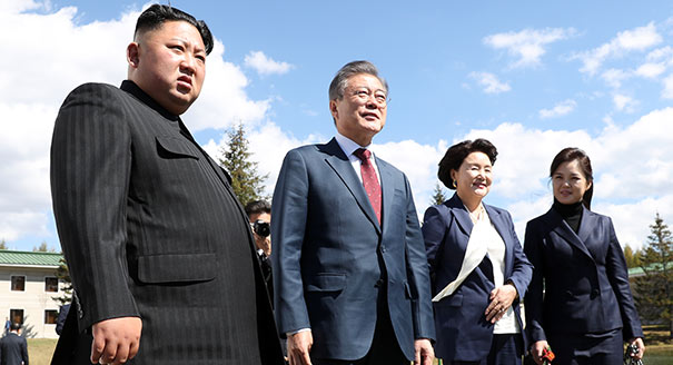 Moon Jae-in and Inter-Korean Détente: Korea Strategic Review 2018