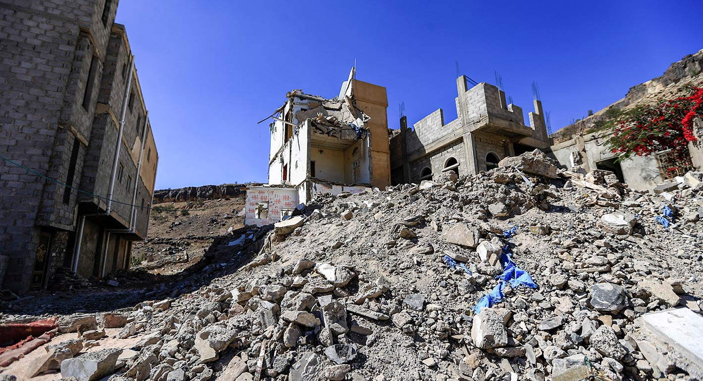 Yemen and International Humanitarian Law: Briefing from UN Experts