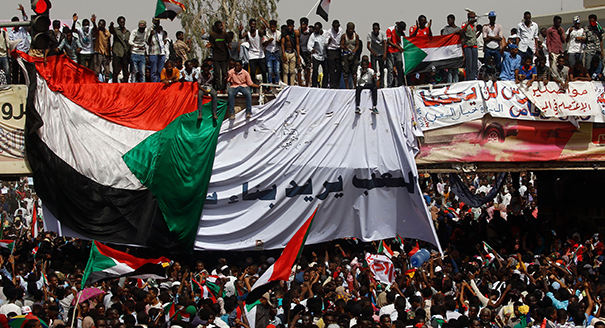 The New Global Activism—Algeria, Sudan, and Beyond