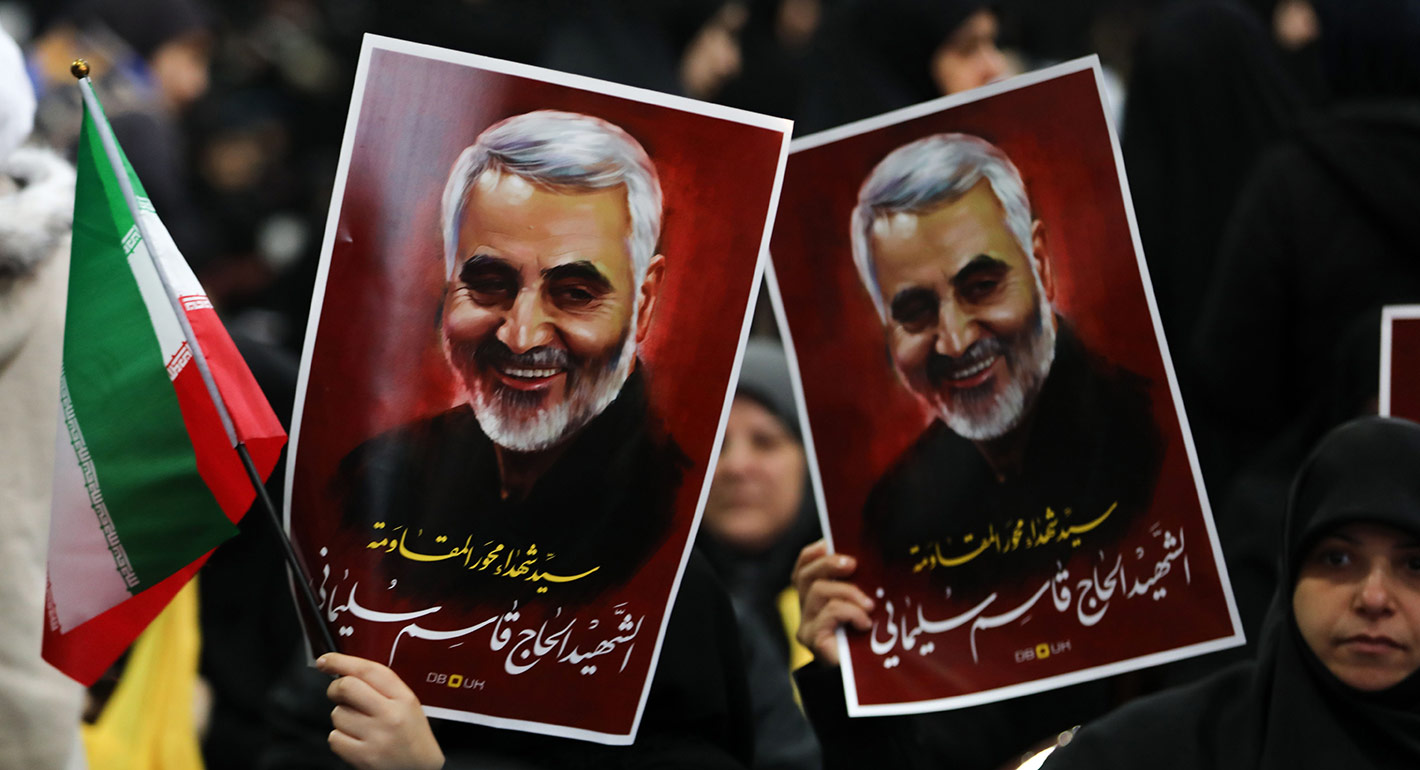 The Killing of Soleimani and the Future of the Middle East