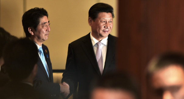 China Risk and China Opportunity for the U.S.-Japan Alliance