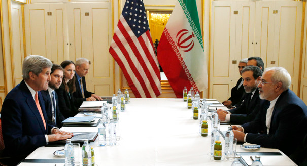 The Path Forward on Iran: Contain, Enforce, Engage