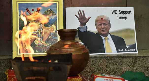 President Trump and India's New Imperatives