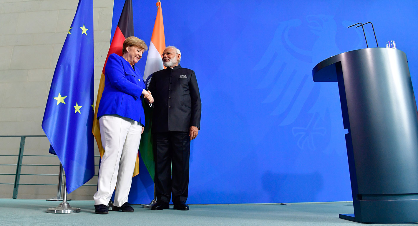 EU-India Relations in a Post-Pandemic World
