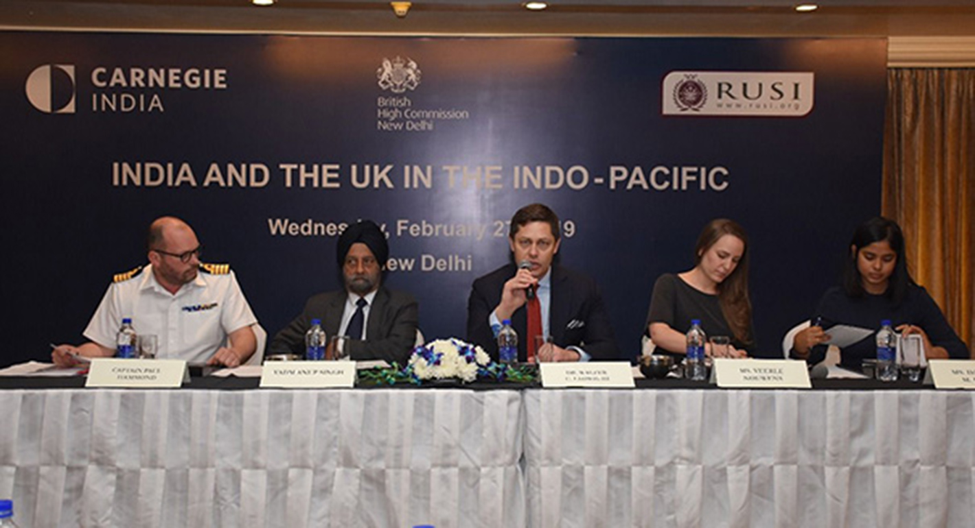 India and the UK in the Indo-Pacific