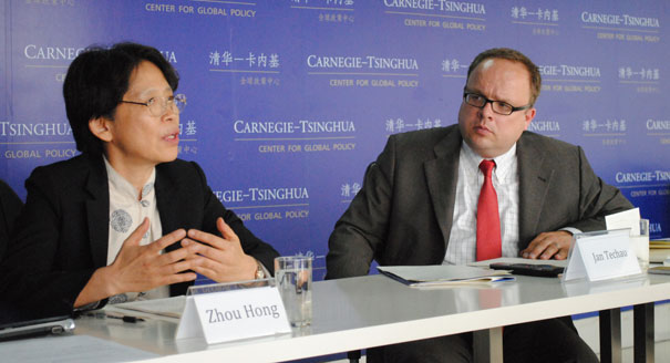 NATO's New Strategic Concept and Sino-NATO Relations