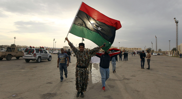 The Battle for the New Libya