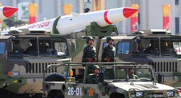 Chinese Nuclear Thinking: U.S. Perspectives