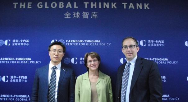 Nuclear Weapons in the U.S.-China Security Relationship