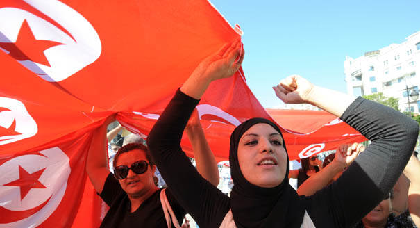 The Future of Democracy in Tunisia
