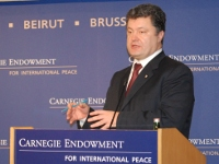 Foreign Minister Poroshenko: Challenges and Priorities of Ukraine's Domestic and Foreign Policy