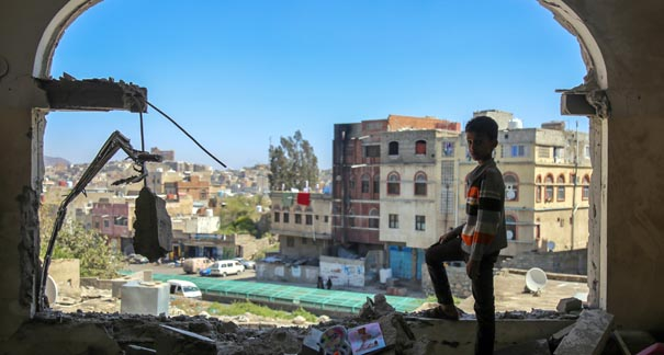 Yemen: Five Years of Revolution, One Year of War