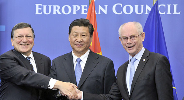 China-EU Relations and the Role of Cultural Diplomacy