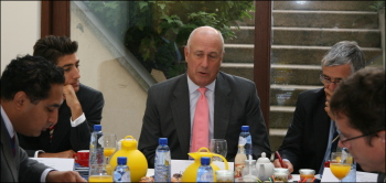 The European Union and the U.S. in the Asia-Pacific Balance of Power. Carnegie Europe Breakfast