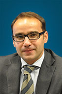 Jarábik is a visiting scholar focusing on Ukraine and Eastern Europe.