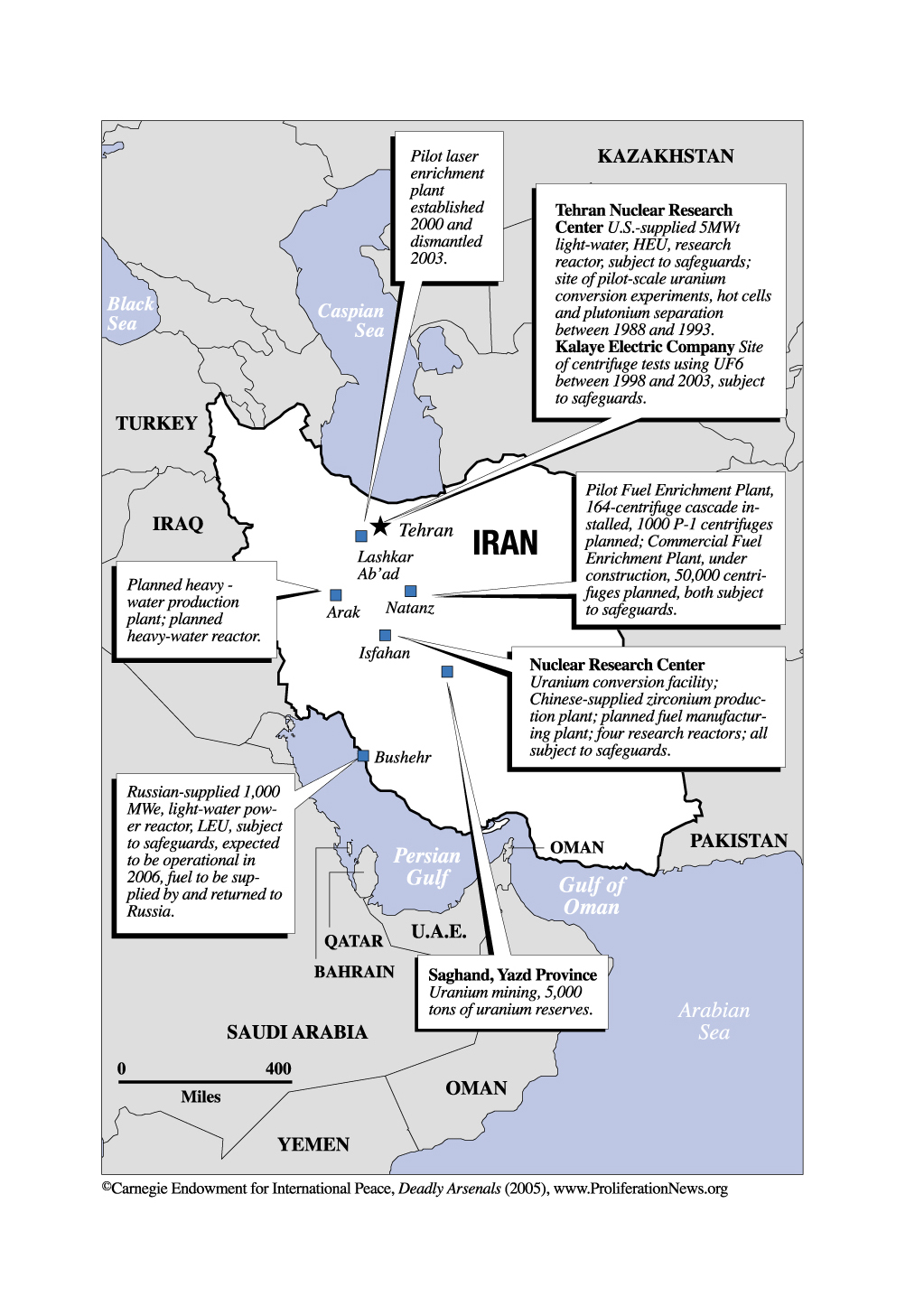 2009 cricketdianes weblog page 3 iran deadly arsenals 2005 map from carnegie endowment for international peace ccuart Image collections
