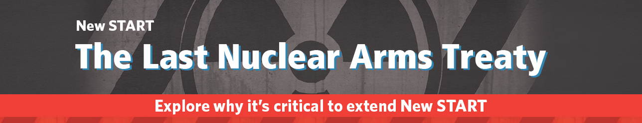 New START: The Last Nuclear Arms Treaty