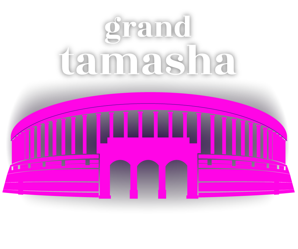 text - The Grand Tamasha