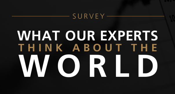 What our experts think about the world