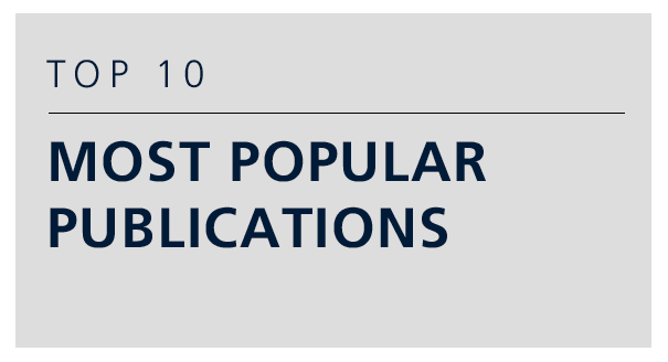 Top 10 Most Popular Publications
