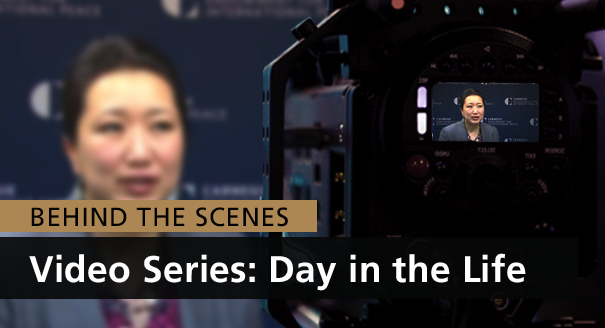 Video Series: Day in the Life